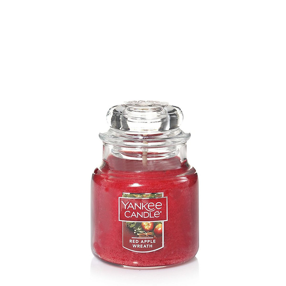 CLASSIC JAR SMALL RED APPLE WREATH (104g) - PERFECT SERENITY BLISS INC.