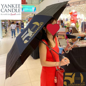 50th Anniversary Folding Umbrella - PERFECT SERENITY BLISS INC.