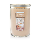 2 WICK TUMBLER LARGE CAFE AL FRESCO (623g) - PERFECT SERENITY BLISS INC.