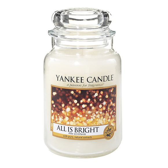 CLASSIC JAR LARGE ALL IS BRIGHT (623g) - PERFECT SERENITY BLISS INC.