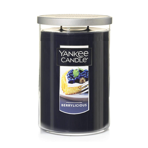2 WICK TUMBLER LARGE BERRYLICIOUS (623g) - PERFECT SERENITY BLISS INC.