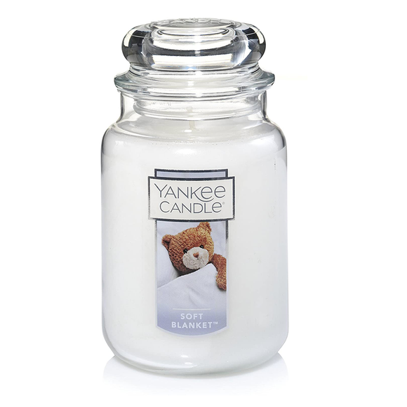 CLASSIC JAR LARGE SOFT BLANKET (623g) - PERFECT SERENITY BLISS INC.