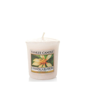 VOTIVE CANDLE CHAMPACA BLOSSOM (49g) - PERFECT SERENITY BLISS INC.