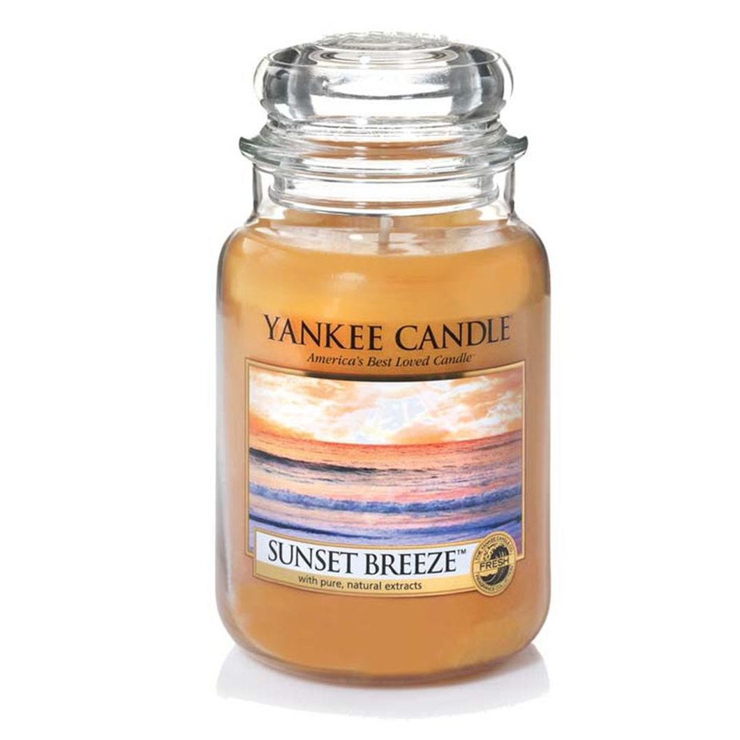 CLASSIC JAR LARGE SUNSET BREEZE (623g) - PERFECT SERENITY BLISS INC.