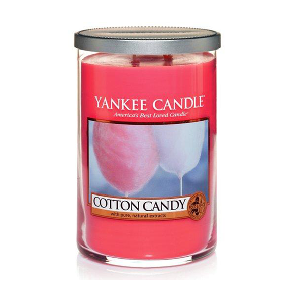 2 WICK TUMBLER LARGE COTTON CANDY (623g) - PERFECT SERENITY BLISS INC.