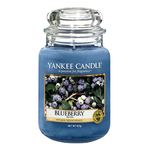 CLASSIC JAR LARGE BLUEBERRY (623g) - PERFECT SERENITY BLISS INC.