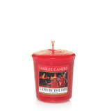 VOTIVE CANDLE COSY BY THE FIRE (49g) - PERFECT SERENITY BLISS INC.