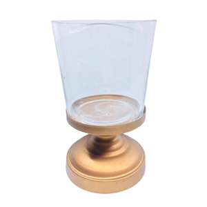 PILLAR HOLDER 7OZ TUMBLER PEDESTAL - PERFECT SERENITY BLISS INC.