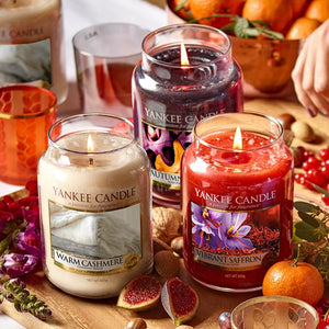 BUY 5 + 1 ANY LG CLASSIC JAR/ 2WICK TUMBLER/ RIBBONWICK/ LARGE ELEVATION - PERFECT SERENITY BLISS INC.