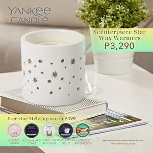 SCENTERPIECE STAR WITH FREE MELTCUP - PERFECT SERENITY BLISS INC.