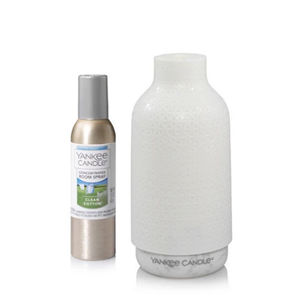 DISPENSER KIT CLEAN COTTON (181g) - PERFECT SERENITY BLISS INC.