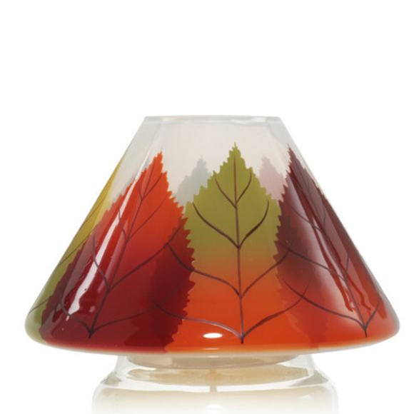 JAR SHADE FALLING LEAVES