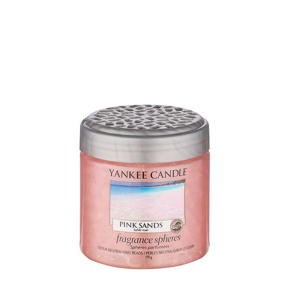 FRAGRANCE SPHERES PINK SANDS (170g) - PERFECT SERENITY BLISS INC.
