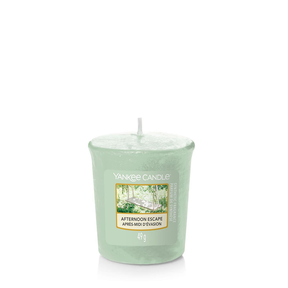 VOTIVE CANDLE AFTERNOON ESCAPE (49g) - PERFECT SERENITY BLISS INC.