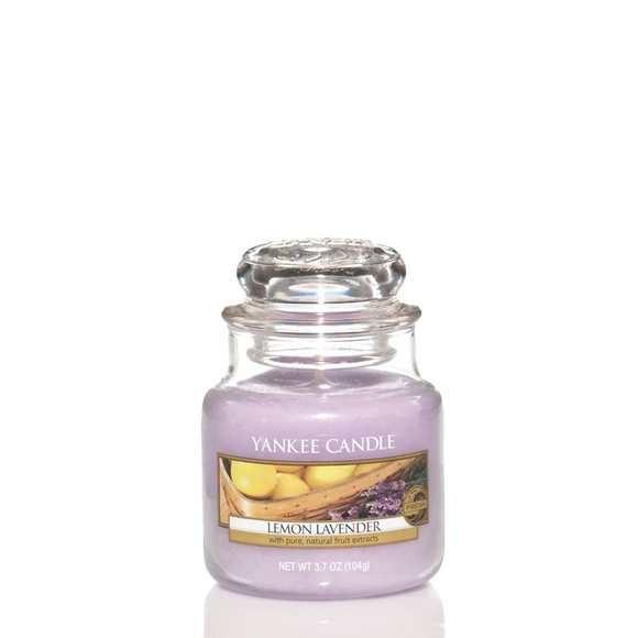 CLASSIC JAR SMALL LEMON LAVENDER (104g) - PERFECT SERENITY BLISS INC.