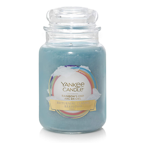 CLASSIC JAR LARGE RAINBOW'S END (623g) - PERFECT SERENITY BLISS INC.