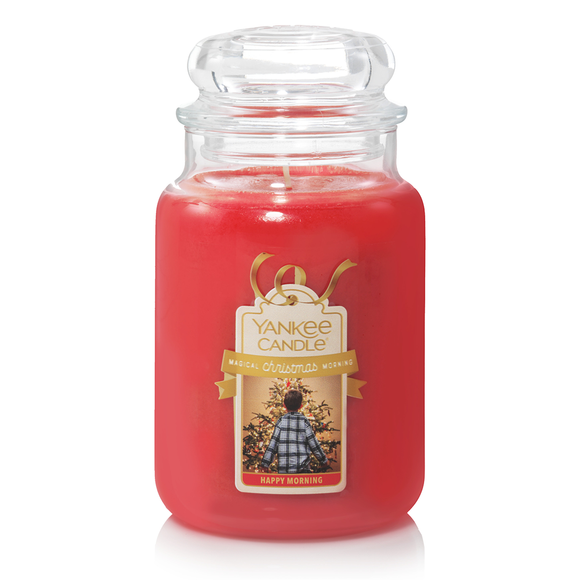 **FOR PRE-ORDER ONLY: CLASSIC JAR LARGE HAPPY MORNING (623g)