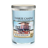 2 WICK TUMBLER LARGE BEACH HOLIDAY (623g) - PERFECT SERENITY BLISS INC.