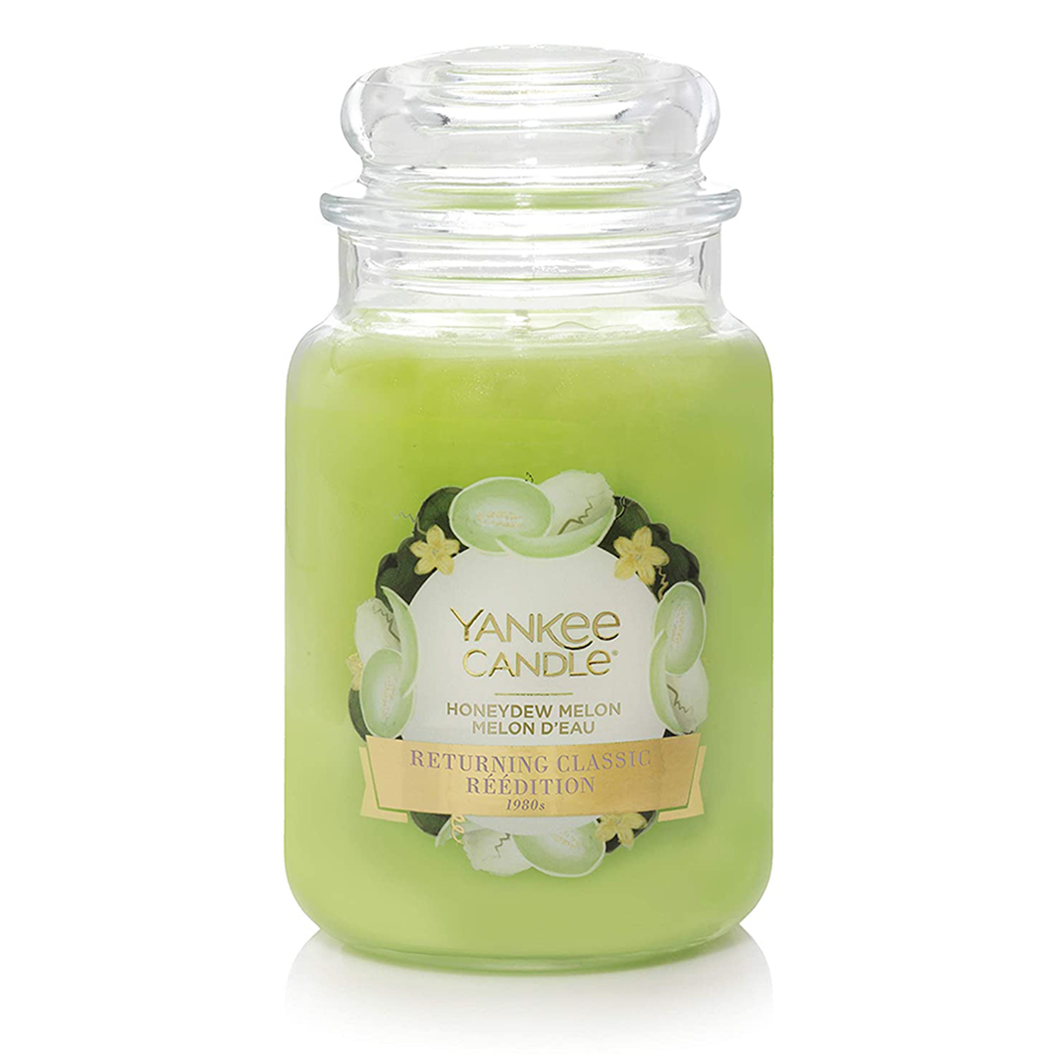 CLASSIC JAR LARGE HONEYDEW MELON (623g) - PERFECT SERENITY BLISS INC.