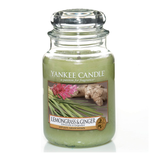 CLASSIC JAR LARGE LEMONGRASS AND GINGER (623g) - PERFECT SERENITY BLISS INC.