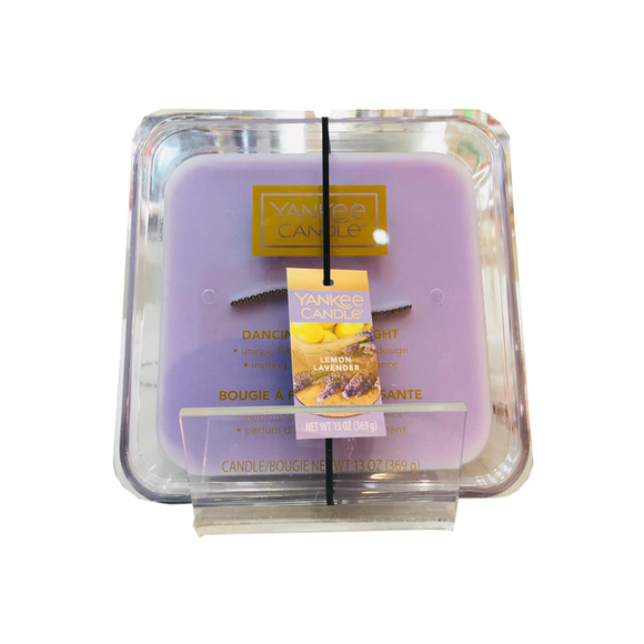 RIBBON WICK MED LEMON LAVENDER (369g) - PERFECT SERENITY BLISS INC.
