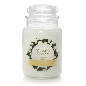 CLASSIC JAR LARGE LILY OF THE VALLEY (623g) - PERFECT SERENITY BLISS INC.