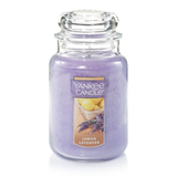 CLASSIC JAR LARGE LEMON LAVENDER (623g) - PERFECT SERENITY BLISS INC.