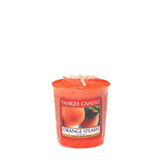 VOTIVE CANDLE ORANGE SPLASH (49g) - PERFECT SERENITY BLISS INC.