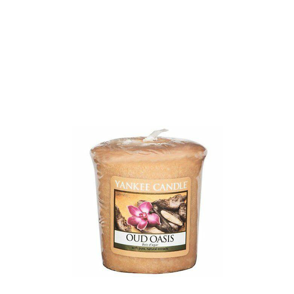 VOTIVE CANDLE OUD OASIS (49g) - PERFECT SERENITY BLISS INC.