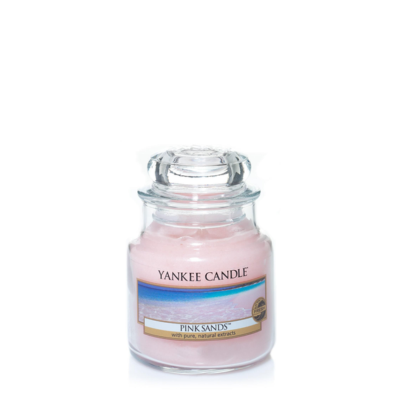 CLASSIC JAR SMALL PINK SANDS (104g) - PERFECT SERENITY BLISS INC.
