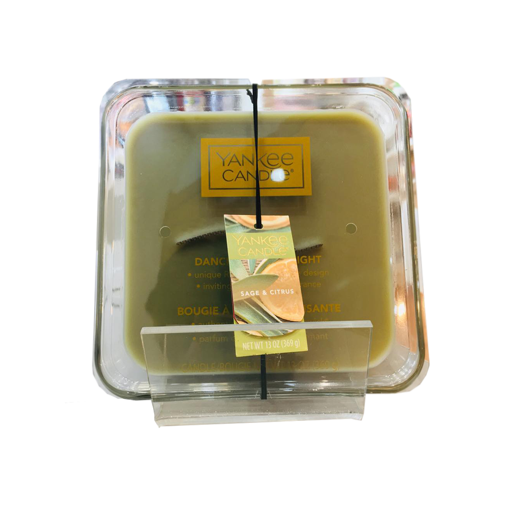 RIBBON WICK MED SAGE AND CITRUS (369g) - PERFECT SERENITY BLISS INC.