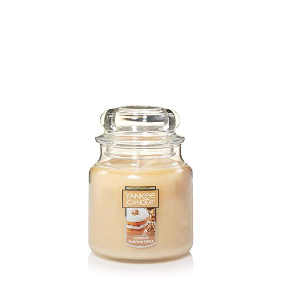 CLASSIC JAR SMALL LUSCIOUS PUMPKIN TRIFLE (104g) - PERFECT SERENITY BLISS INC.