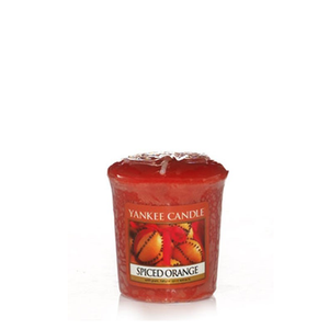 VOTIVE CANDLE SPICED ORANGE (49g) - PERFECT SERENITY BLISS INC.