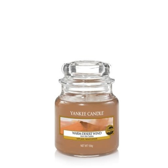 CLASSIC JAR SMALL WARM DESSERT WIND (104g) - PERFECT SERENITY BLISS INC.