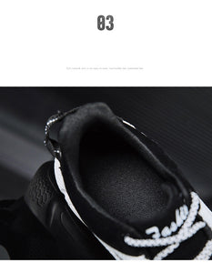 Men Shoes Platform Lace-up Chunky Sneakers 2020