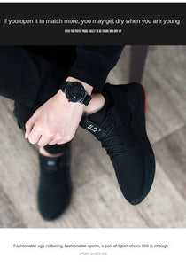Hot Sale Summer Shoes Men Lace-up Non-slip