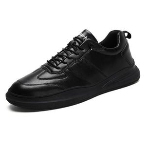 New Men Low-top Solid Color Sneakers Spring Summer