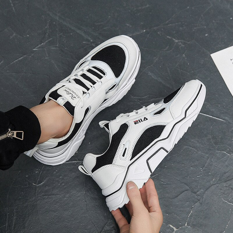 Men Casual Shoes Sneakers Flats