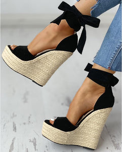Women Wedge Sandals Female Platform