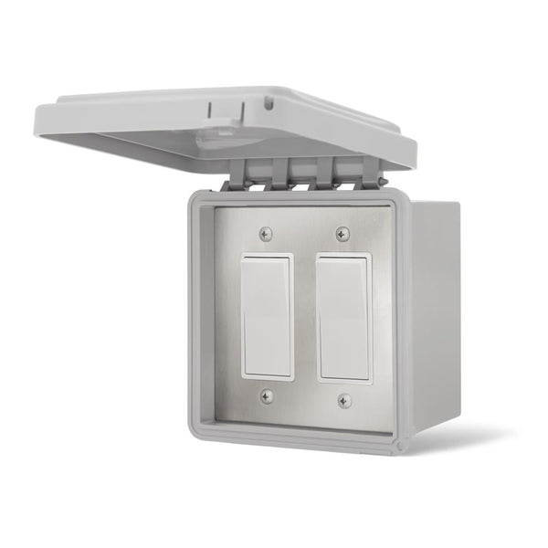 Infratech - ON/OFF Switches In Wall Cover