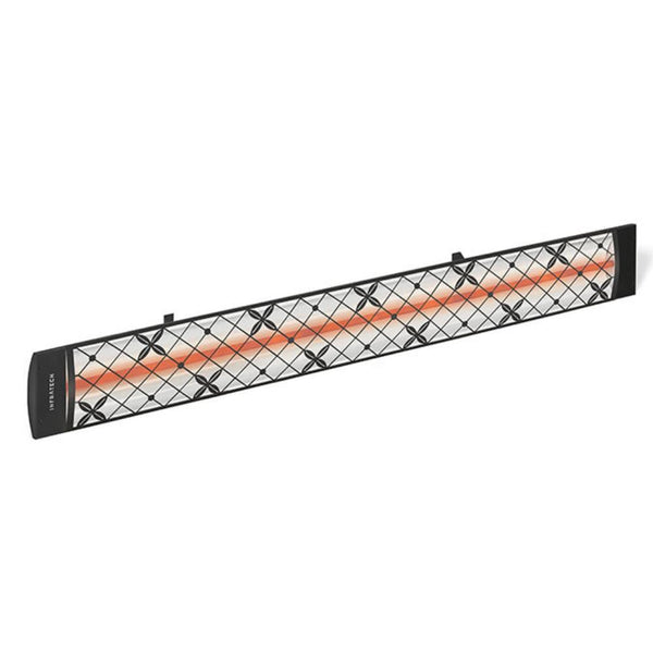 Infratech - Single Element - 2,500 Watt Electric Patio Heater - Motif Collection