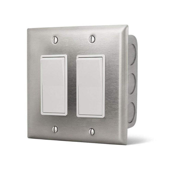 Infratech - Infratech Dual Simple ON/OFF Switches