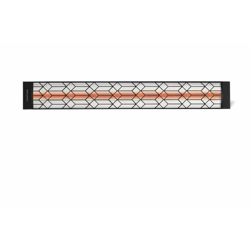 Infratech - Single Element - 4,000 Watt Electric Patio Heater - Motif Collection