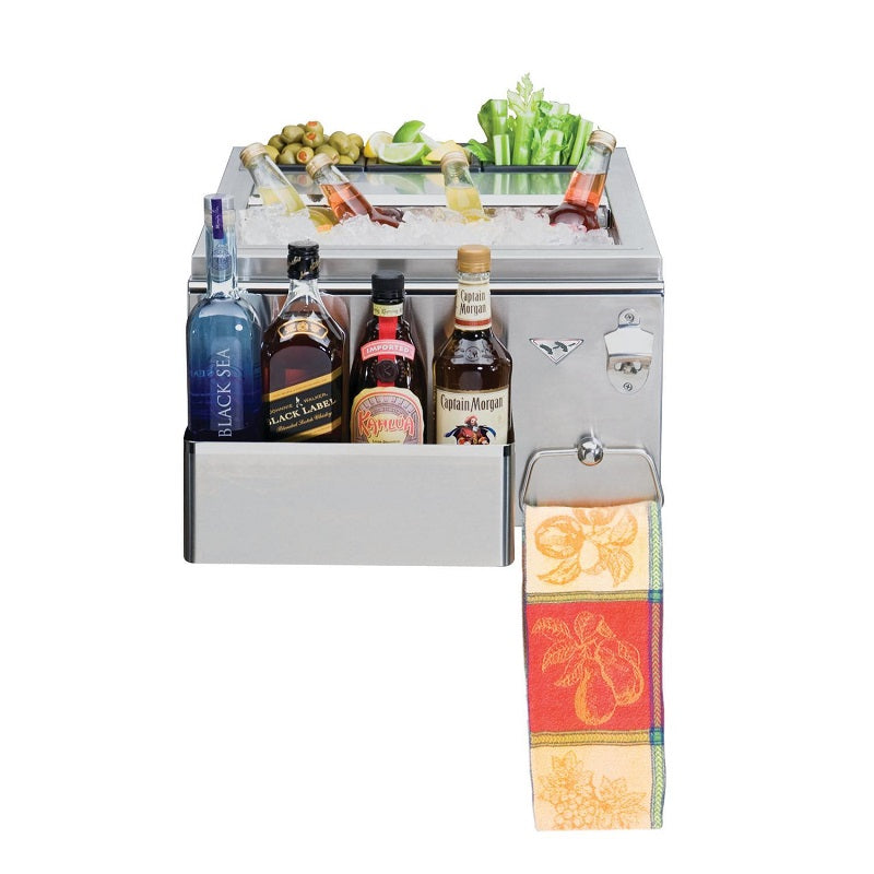 "Twin Eagles 18"" Beverage Center"
