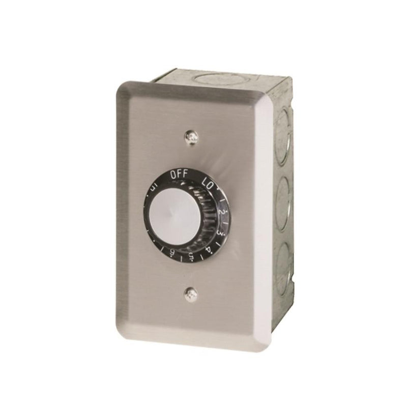 Infratech - Accessory - 120 Volt Single Reg With Wall Plate and Gang Box