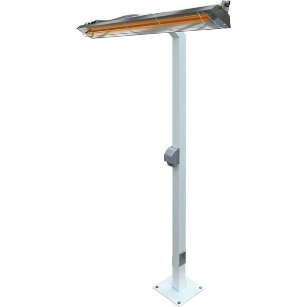 Infratech - 8' Pole Mount for 61.25 Inch W and WD Series Model Heaters (Custom)