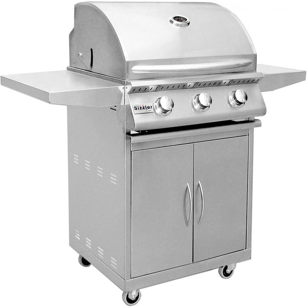"26"" Summerset Sizzler Freestanding Grill"