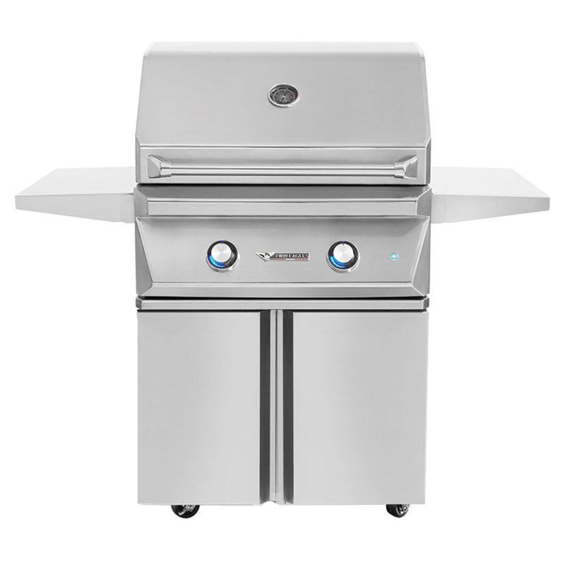 "30"" Twin Eagles Freestanding Grill"