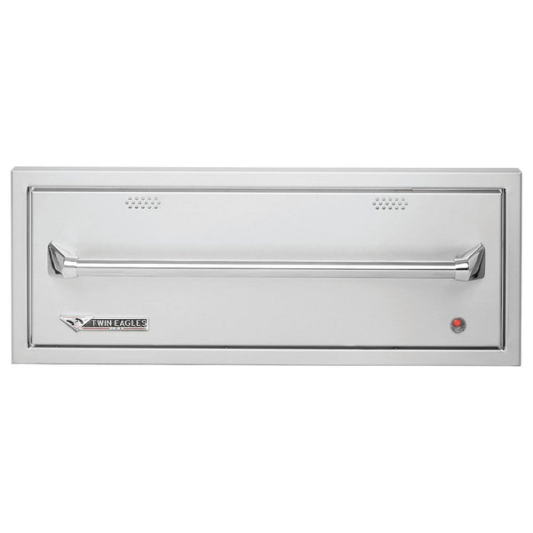 "Twin Eagles 30"" 120v Warming Drawer"