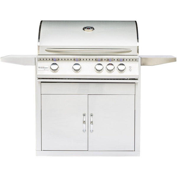 "32"" Summerset Sizzler Pro Freestanding Grill"